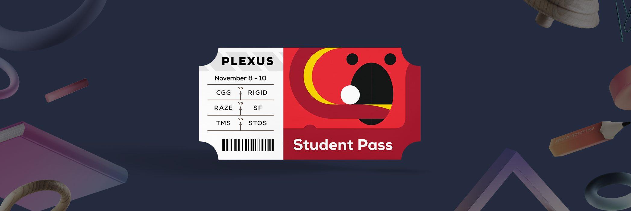 plexus ticker design