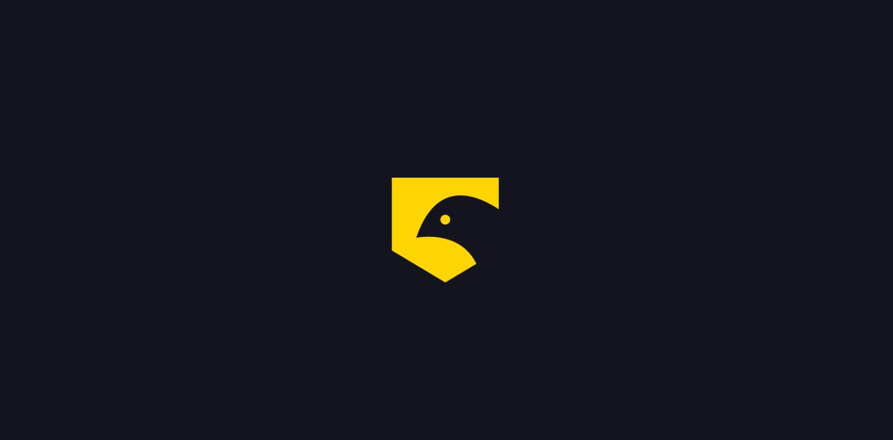 bird sheild keiraarts logo powerful yellow