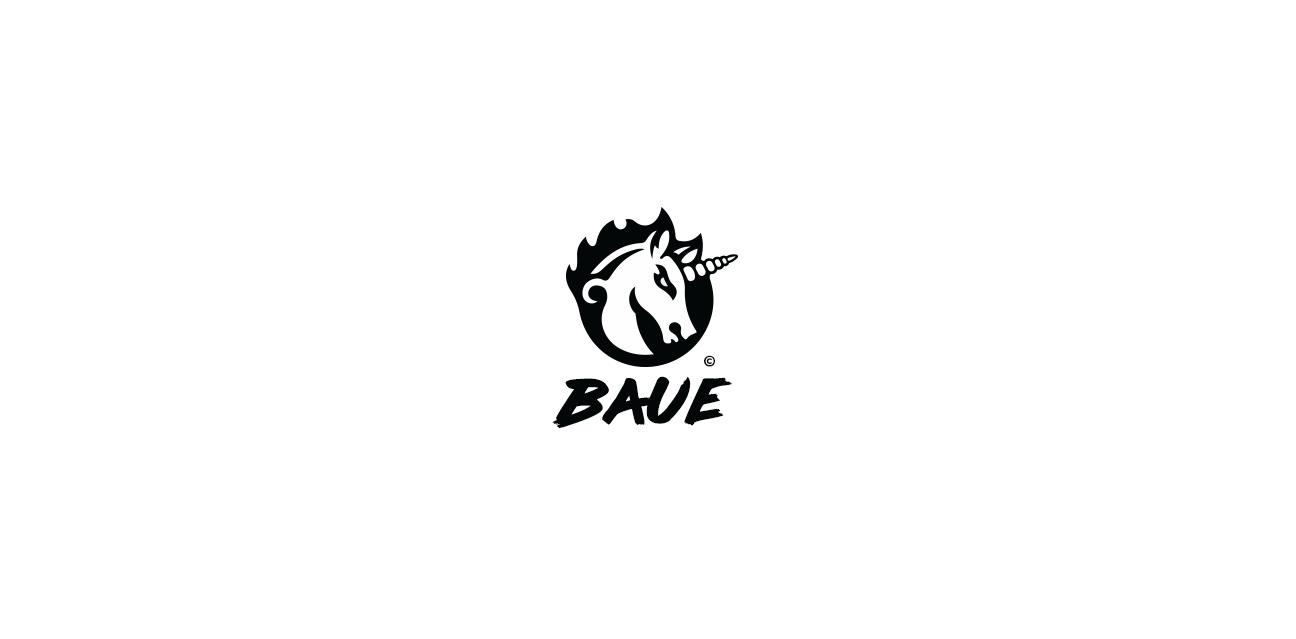 BAUE Unicorn logo logocore