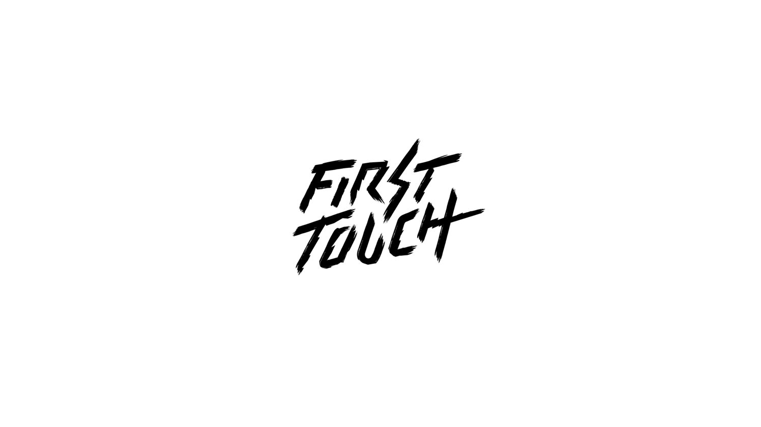 first touch logo design
