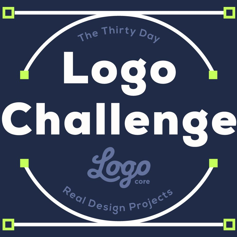 thirty day logo challenge