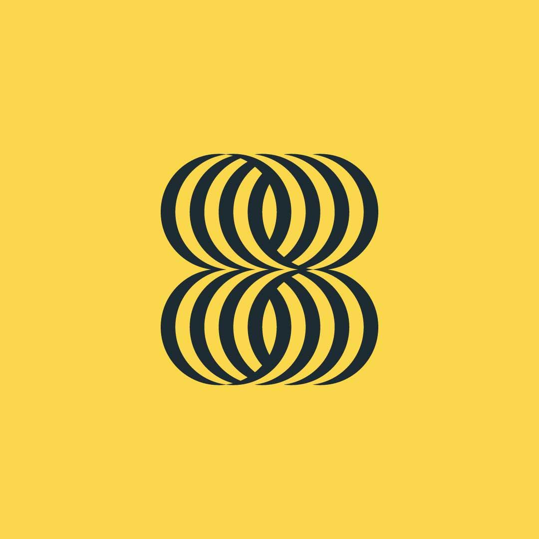 8-6-Premade-LogoCore-Logo-@YesqArts
