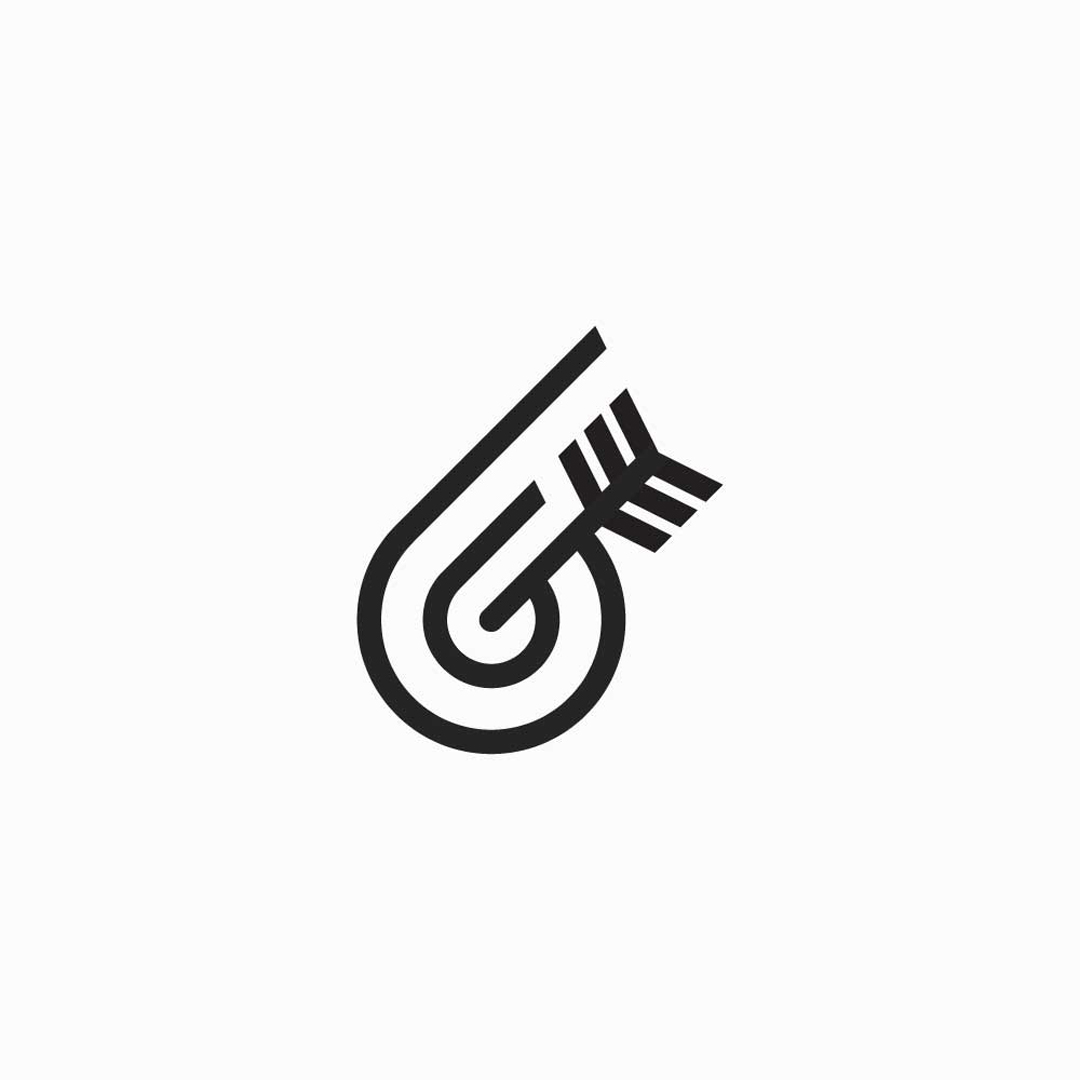 Arrow-G-Premade-LogoCore-Logo-@YesqArts