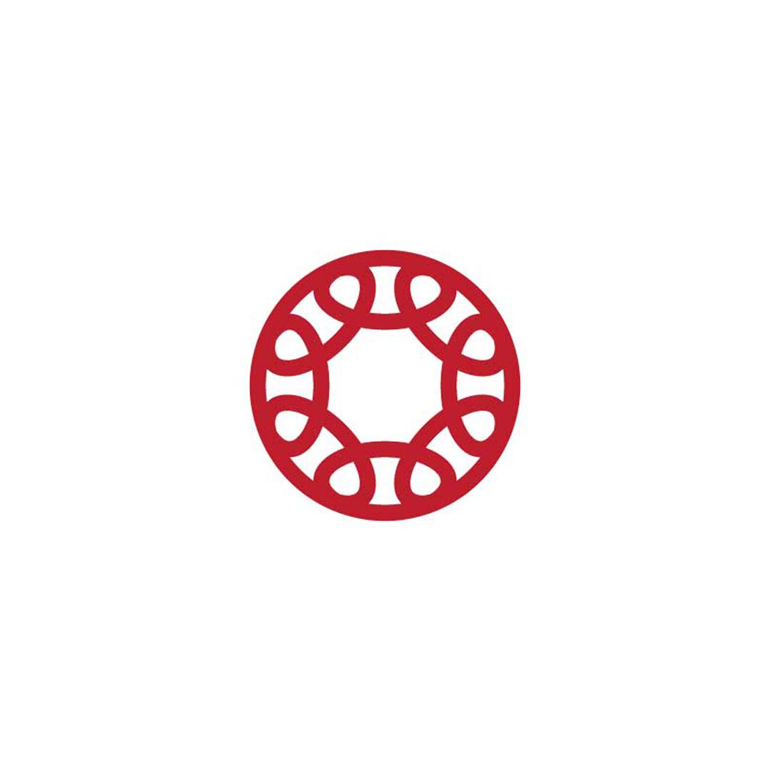 Circle-Pattern-4-Premade-LogoCore-Logo-@YesqArts