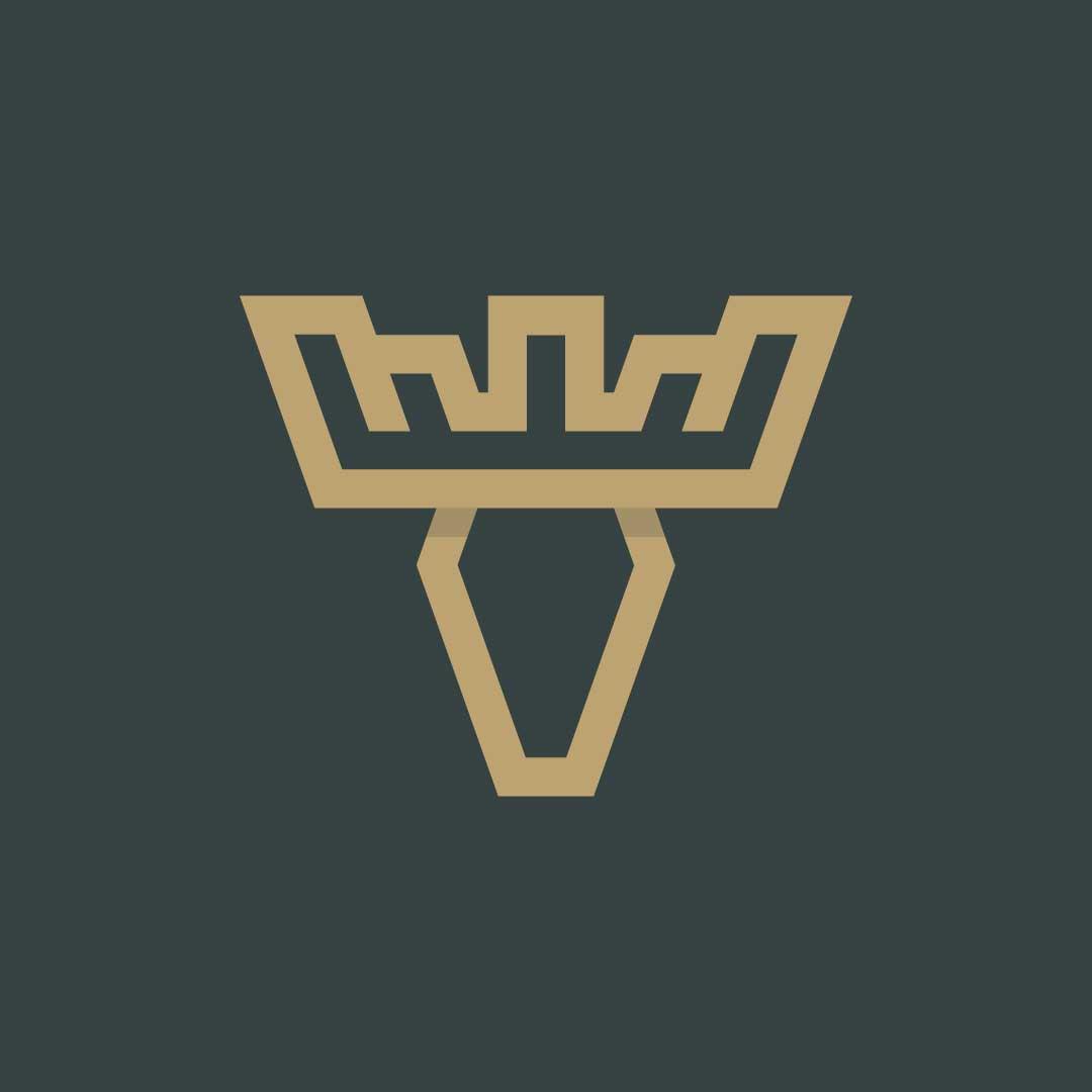 Deer-2-Premade-LogoCore-Logo-@YesqArts