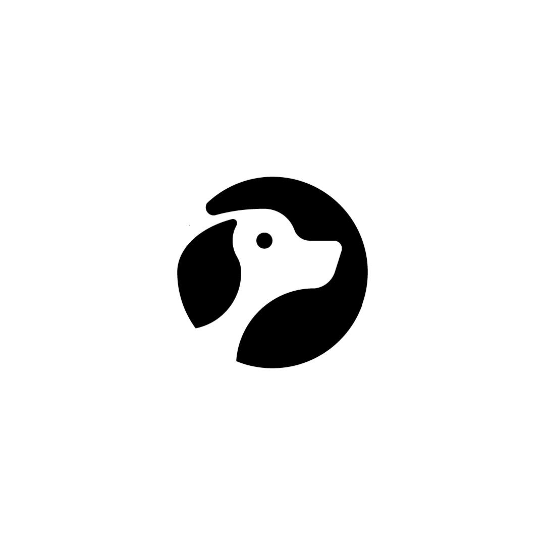 Dog-Premade-LogoCore-Logo-@YesqArts