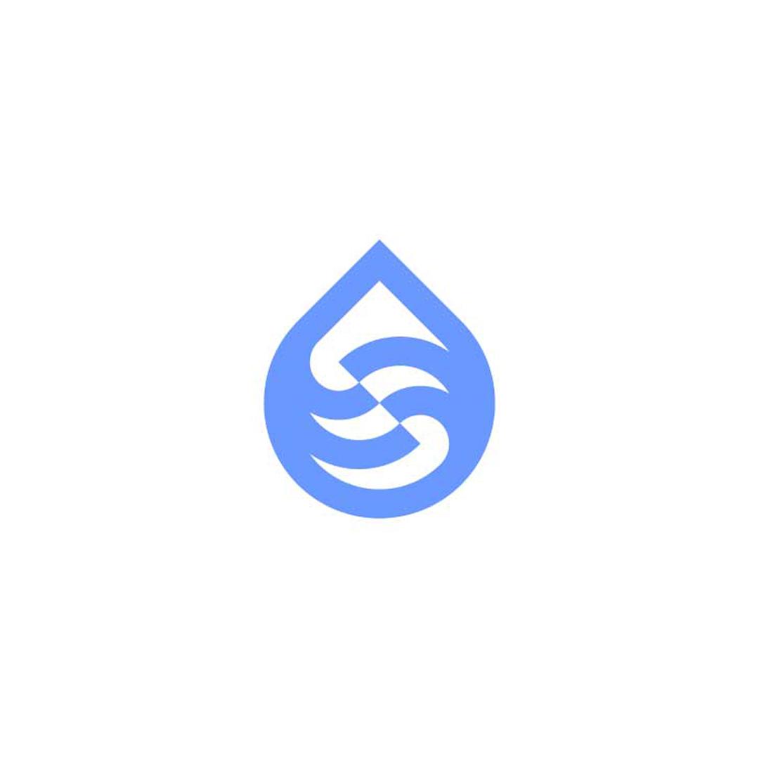 Drop-Wave-Premade-LogoCore-Logo-@YesqArts