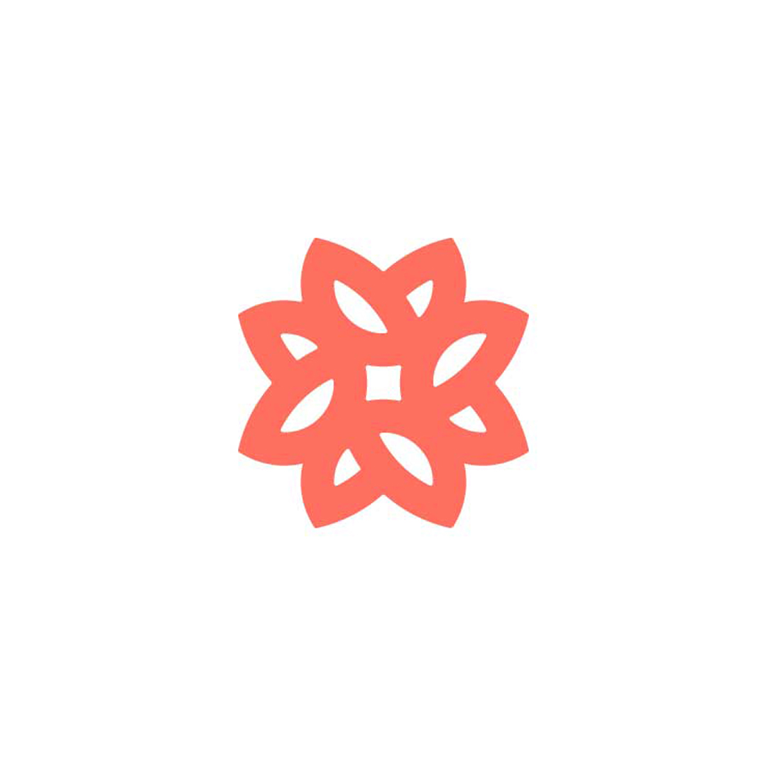 Flower-Premade-LogoCore-Logo-@YesqArts