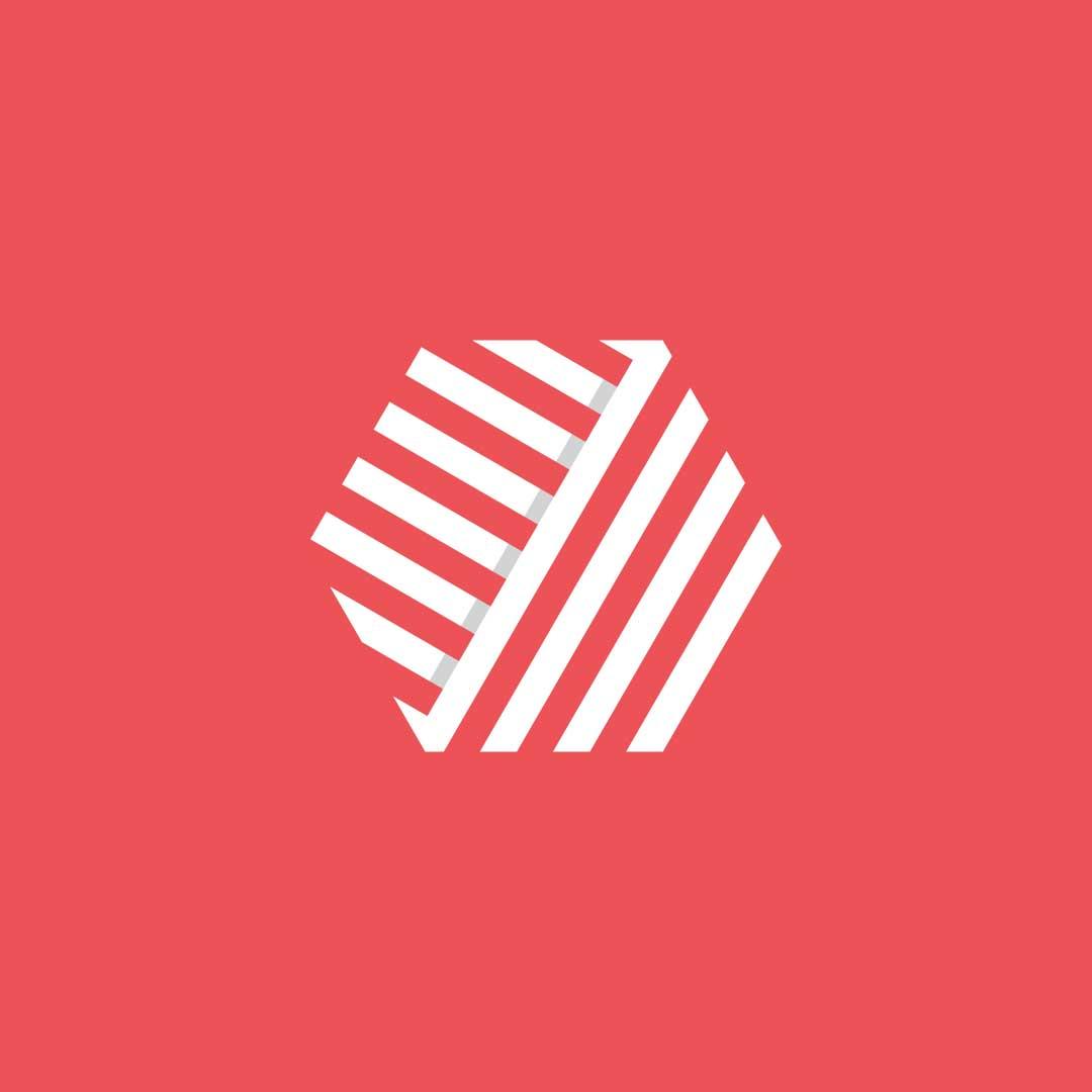 Hexagon-Premade-LogoCore-Logo-@YesqArts