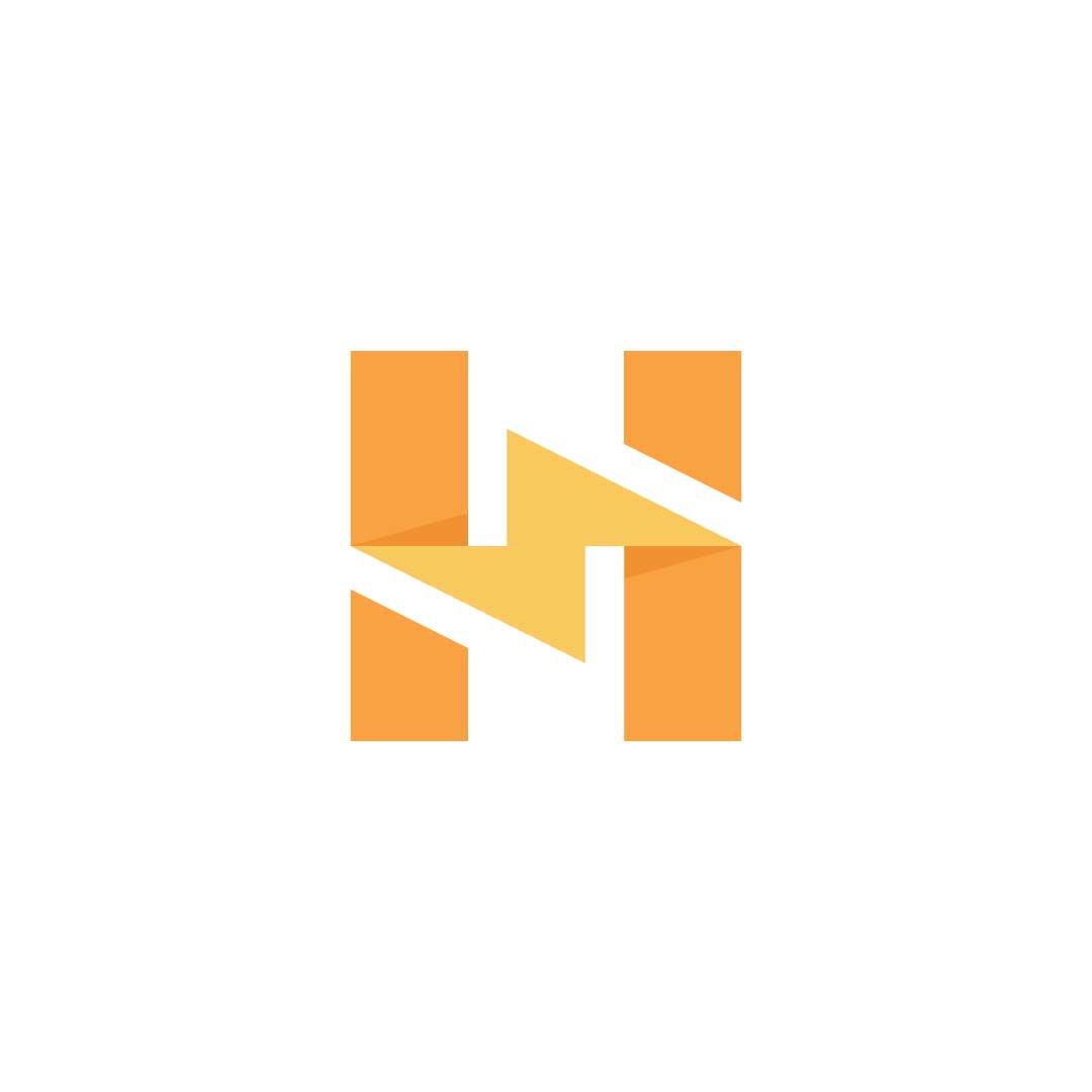 H-Lightning-Premade-LogoCore-Logo-@YesqArts