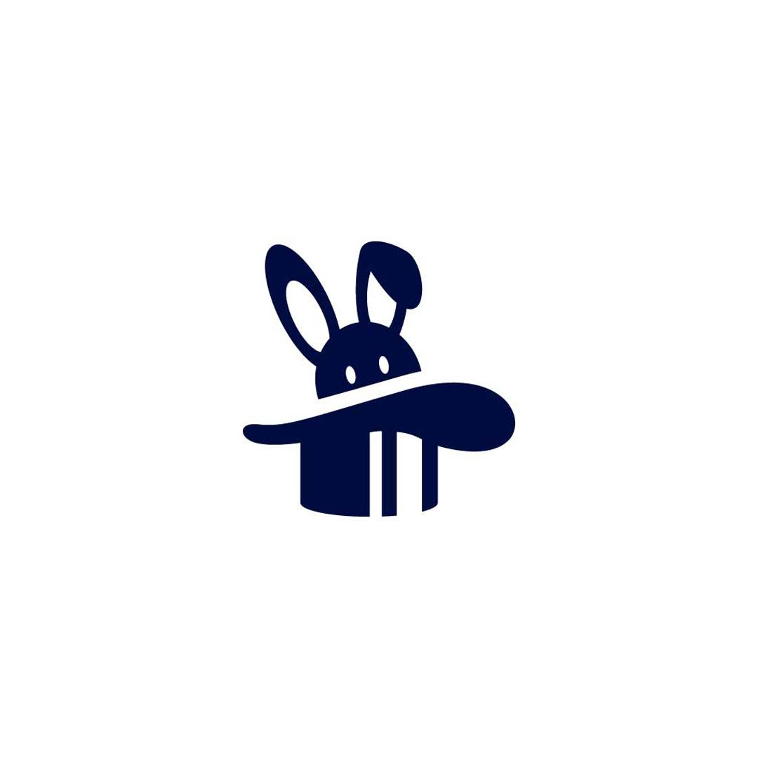 Magician-Hat-Premade-LogoCore-Logo-@YesqArts