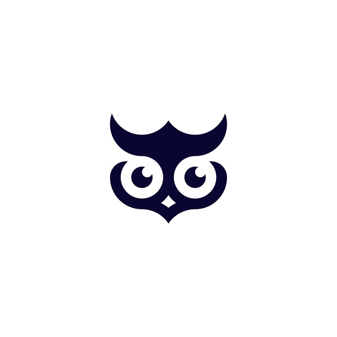 Owl-2-Premade-LogoCore-Logo-@YesqArts