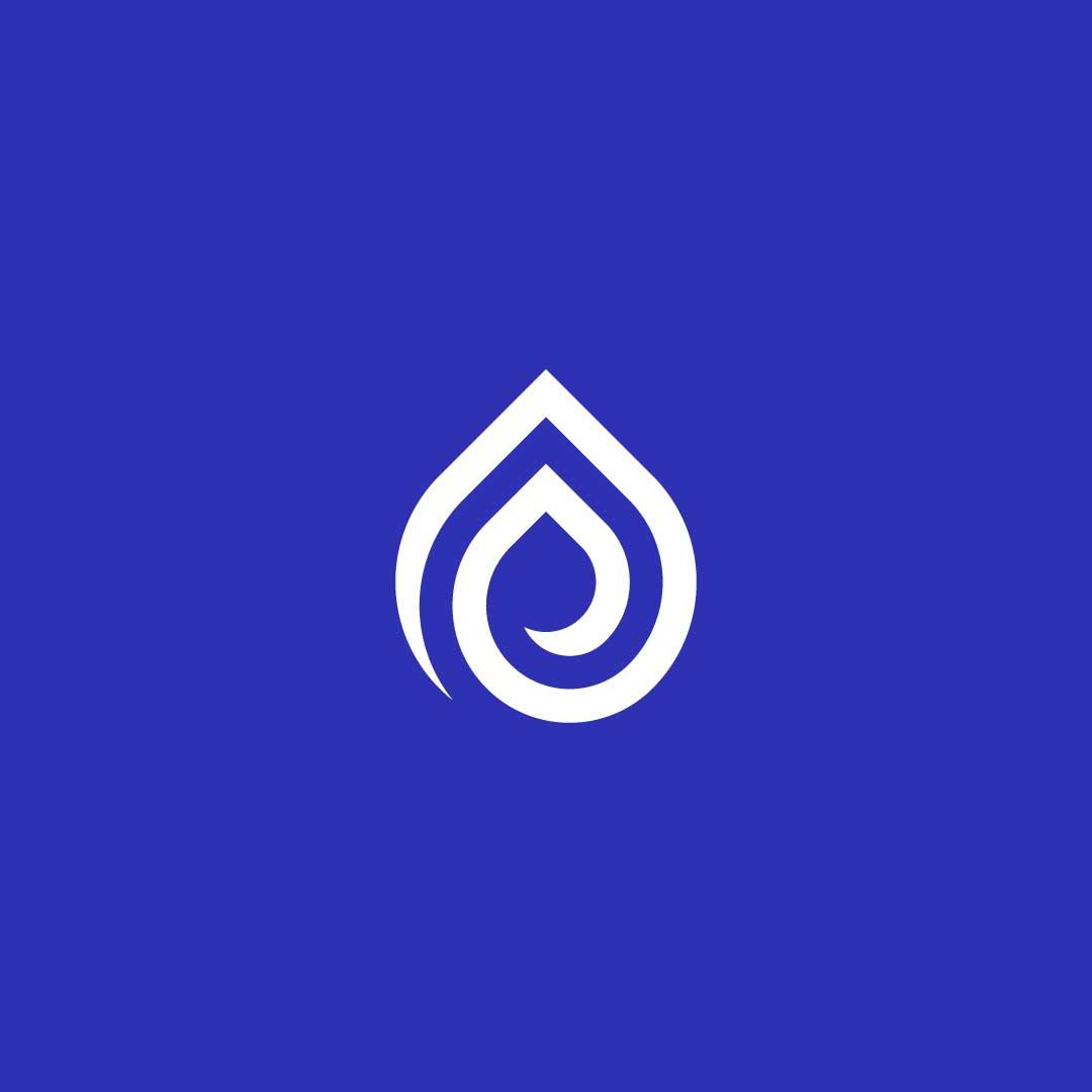 Raindrop-Premade-LogoCore-Logo-@YesqArts