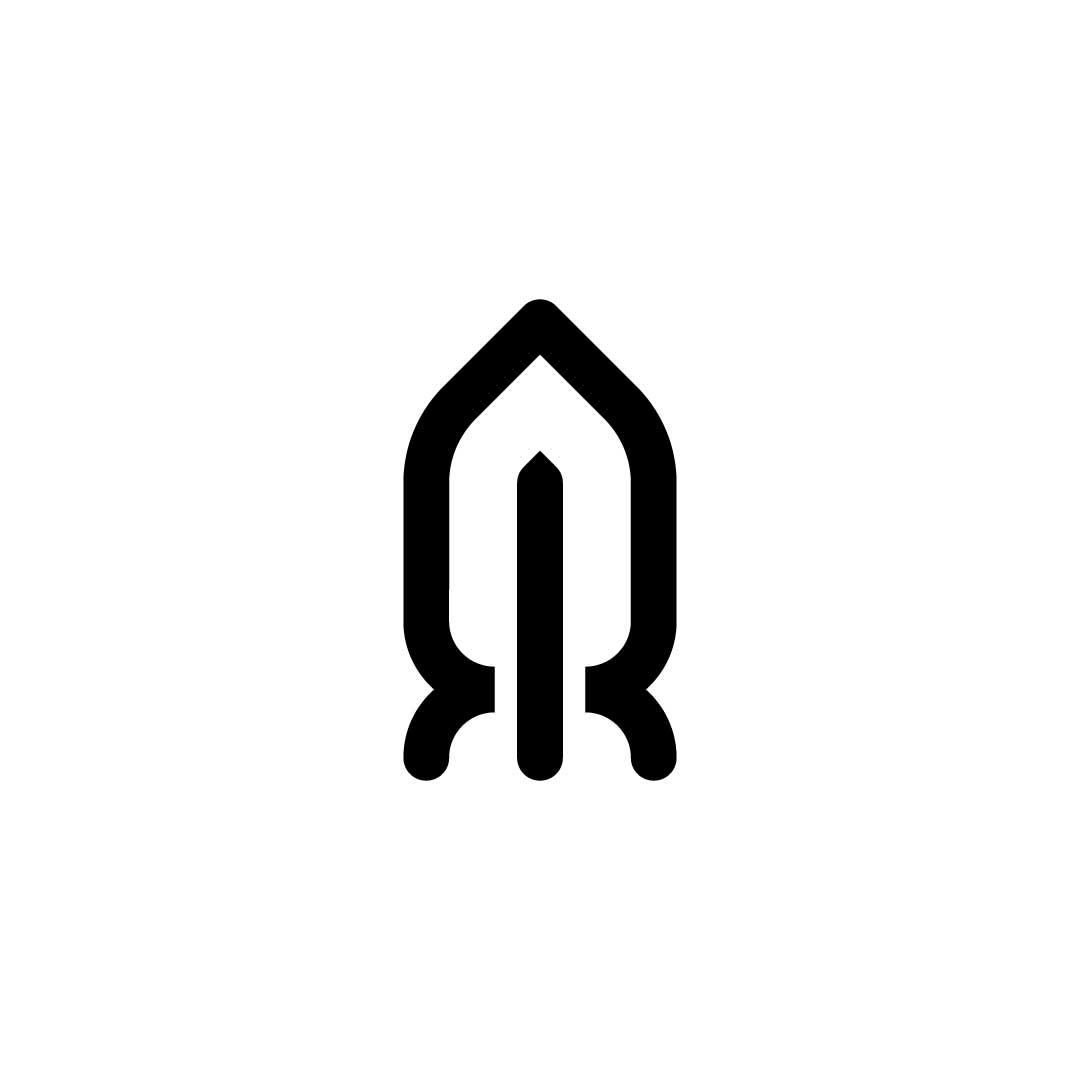 Rocketship-Premade-LogoCore-Logo-@YesqArts