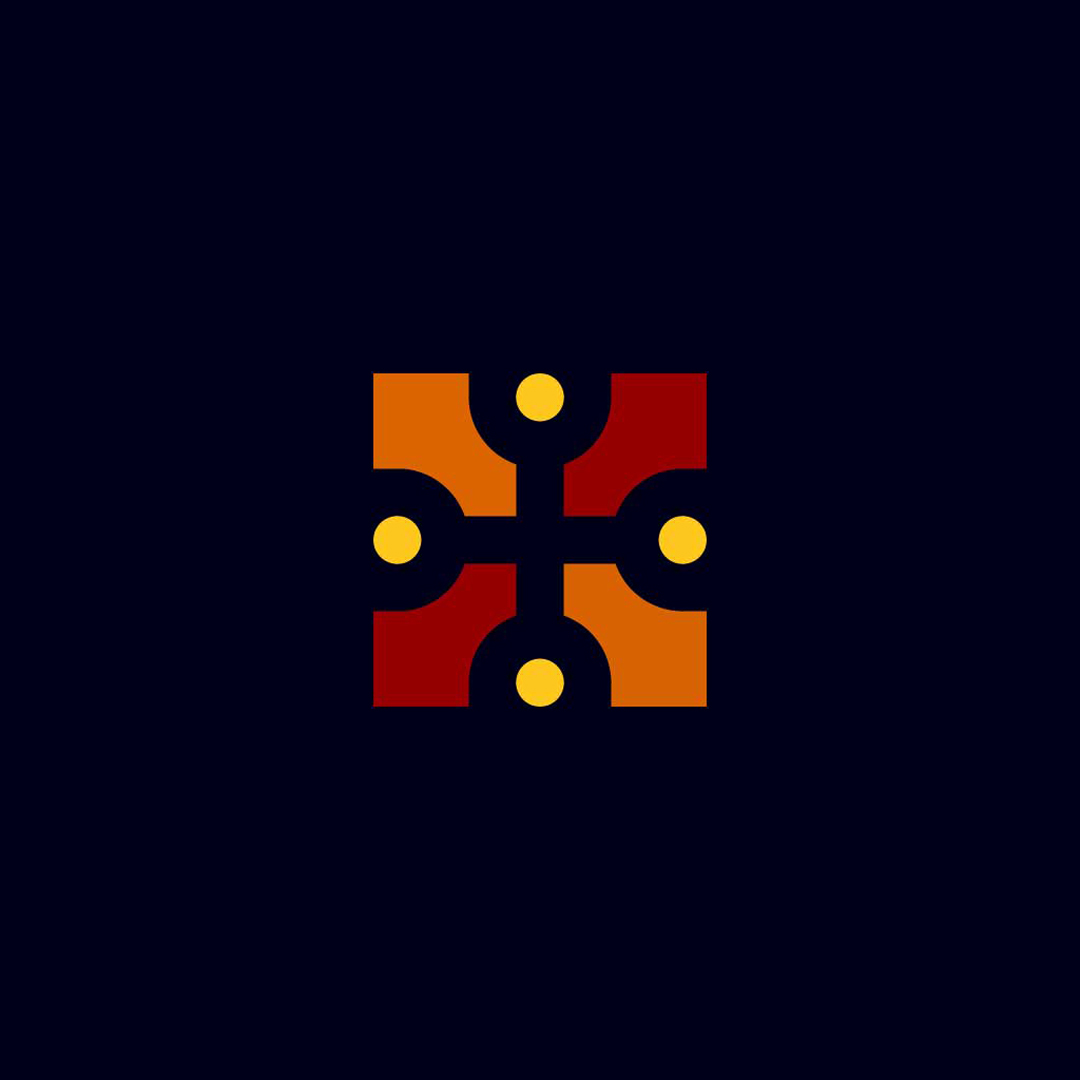 X-8-Premade-LogoCore-Logo-@YesqArts