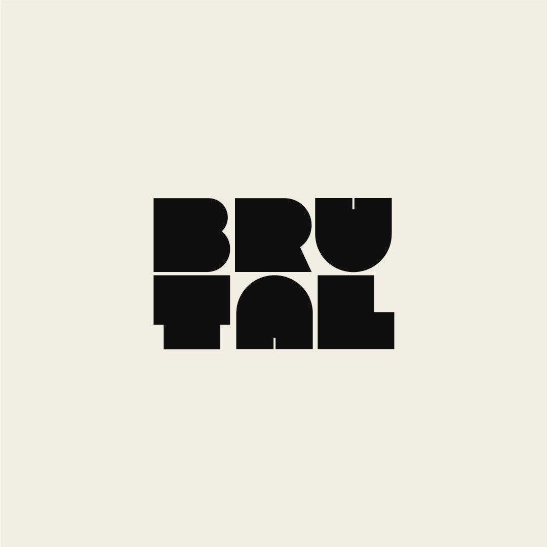 Brutal-Premade-LogoCore-Logo-@nikitaiziev
