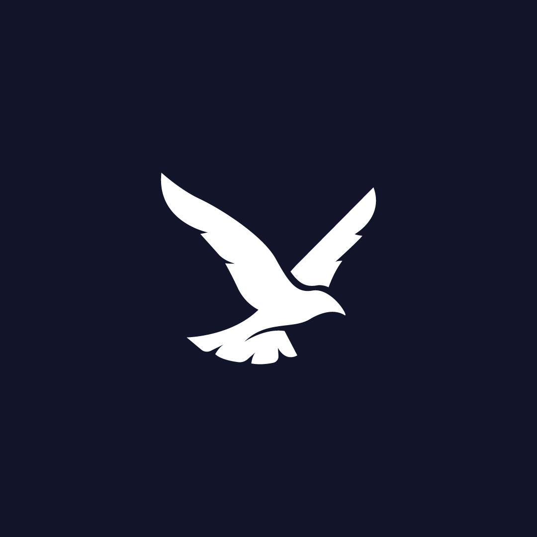 Bird-Premade-LogoCore-Logo-@farazshkh